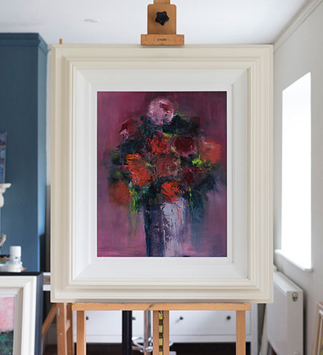 Framed Oil Painting by Emily McCormack