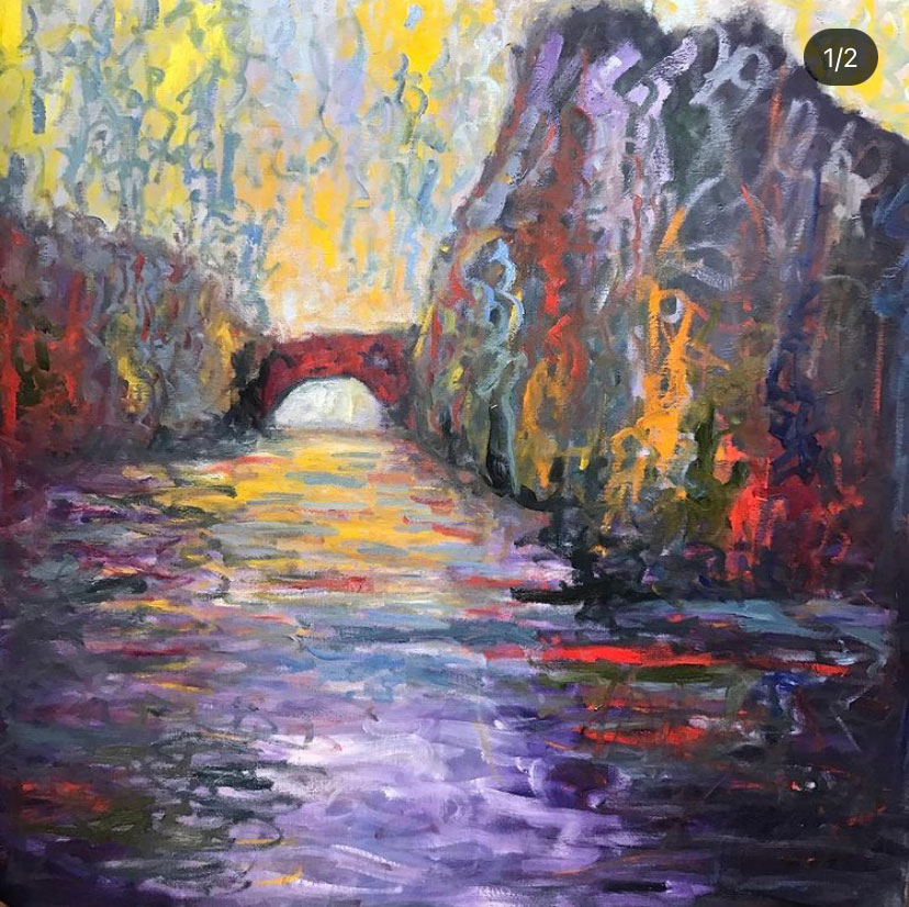 PRIMARY COLOURS OF THE RIVER BOYNE