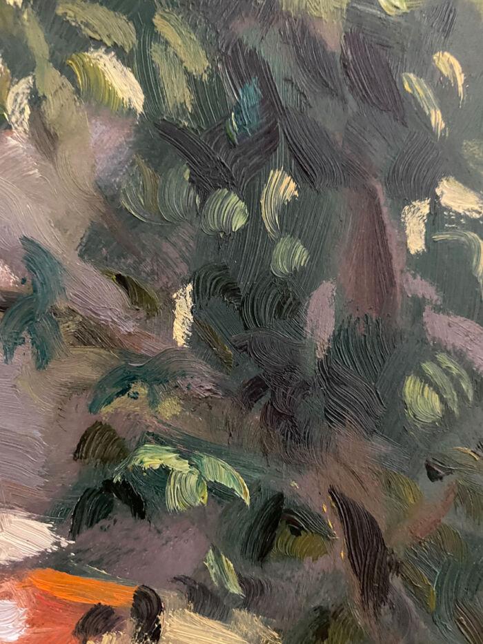 DAPPLED SUNLIGHT - after Leech