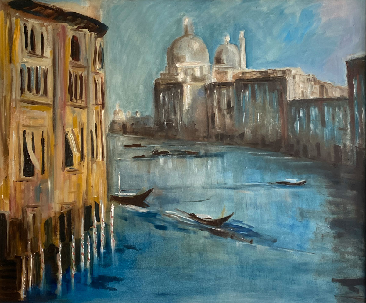 A ROMAN HOLIDAY - After Seago