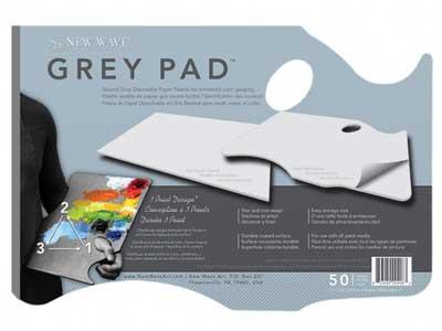 new wave grey pad