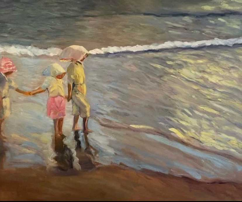 seaside adventure by Emily McCormack