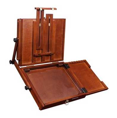 Sienna Plein Air Pochade boxes