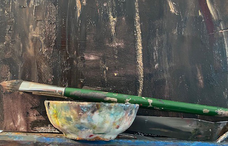 understanding solvents and oil painting mediums