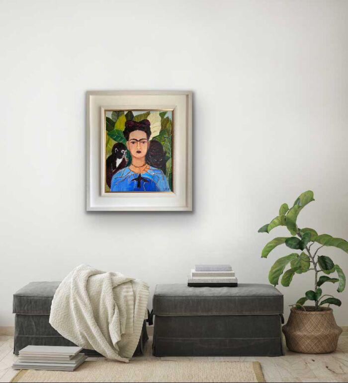 Frida - after Kahlo