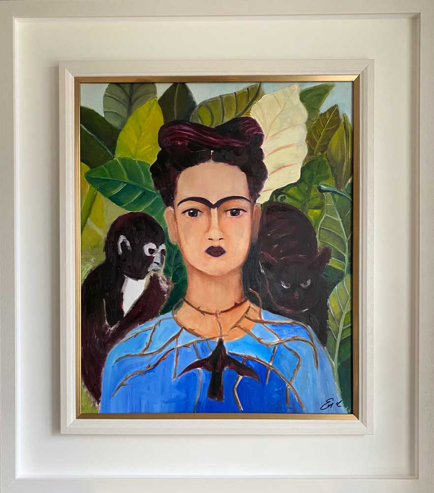 Frida in frame