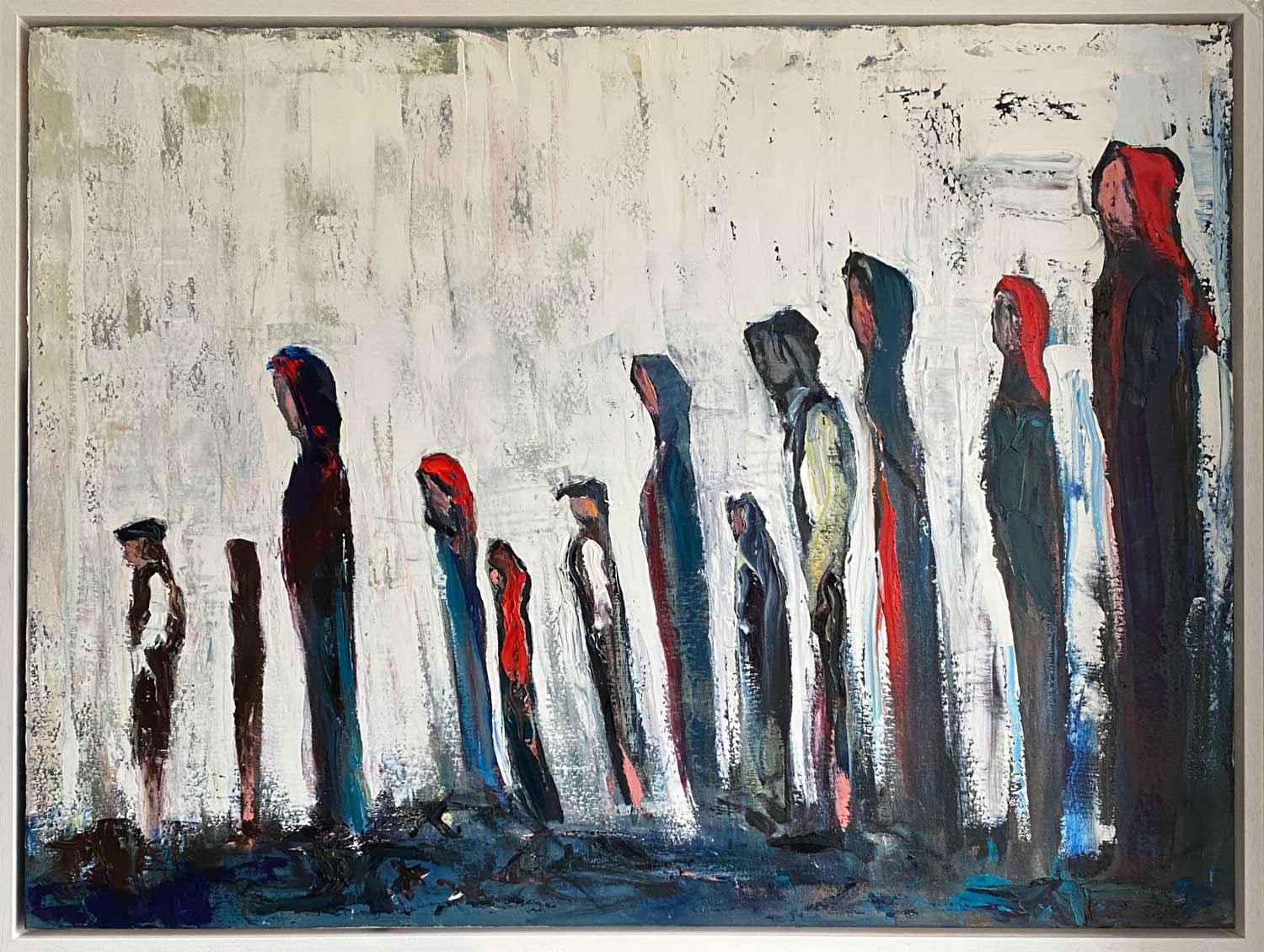 The Workhouse Queue - Part of the Old Ireland Series by Emily McCormack