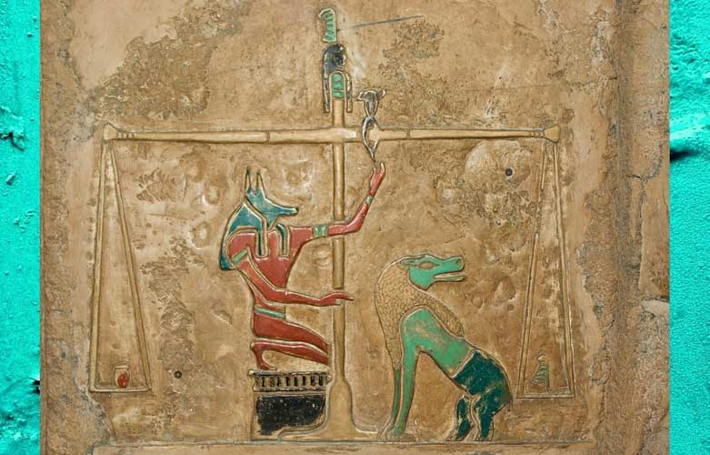 Egyptian art and the modern day artists it inspired