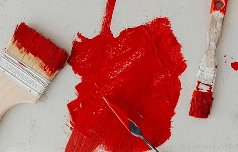 The Colour Red - Shades and Uses in Oil Painting
