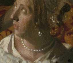 the love letter - Johannes Vermeer