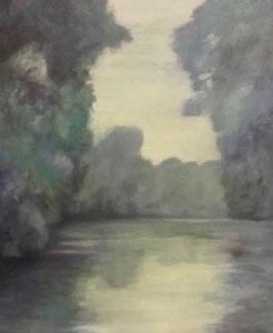 harmonic colours after Monet