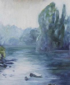 harmonic colours The River Boyne